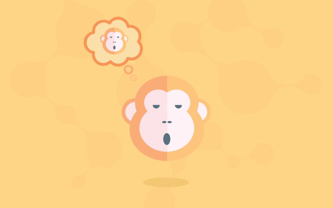Mente de Mono: Qué hacer cuando tu mente salta sin control de un pensamiento a otro