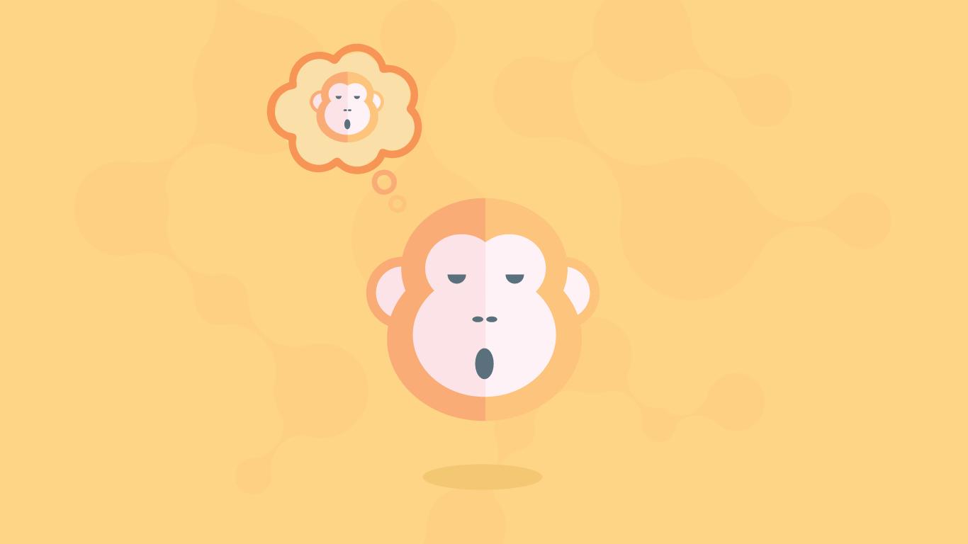 Qué es la Mente de Mono y qué puedes hacer para salir del pensamiento ansioso