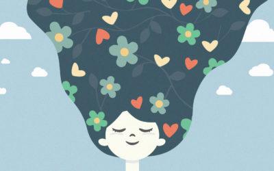 Cómo salir de la tormenta mentaly la angustia en 3 sencillos pasos